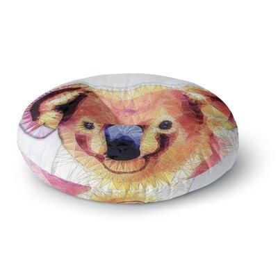 Ancello Cute Koala Round Floor Pillow Size: 26 x 26