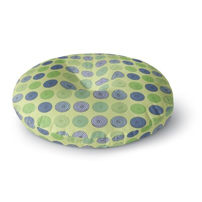Afe Images Spheres Round Floor Pillow Size: 26 x 26