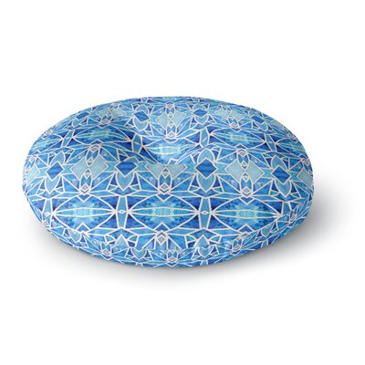 Art Love Passion Diamonds Round Floor Pillow Size: 23 x 23