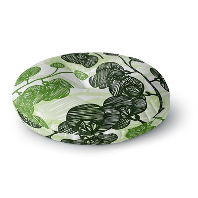 Anchobee Hikae Round Floor Pillow Size: 26 x 26