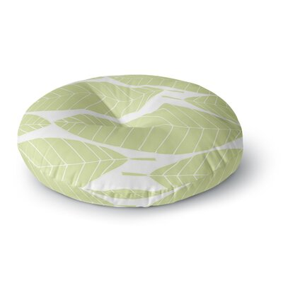 Anchobee Hojitas Round Floor Pillow Size: 23 x 23