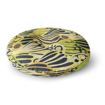 Anchobee Papalote Round Floor Pillow Size: 23 x 23