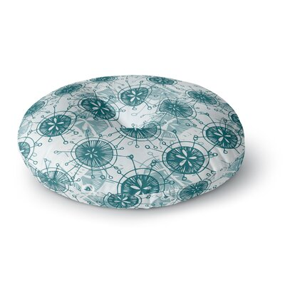 Anchobee Satellite Round Floor Pillow Size: 23 x 23