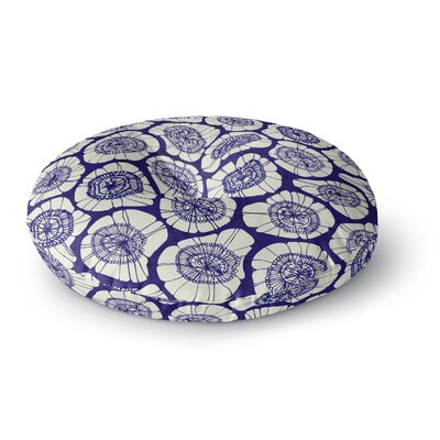 Anchobee Bahar Round Floor Pillow Size: 26 x 26