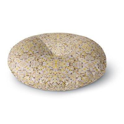 Allison Soupcoff Hint Round Floor Pillow Size: 23 x 23