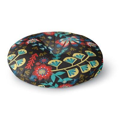 Agnes Schugardt Wycinanka Round Floor Pillow Size: 23 x 23