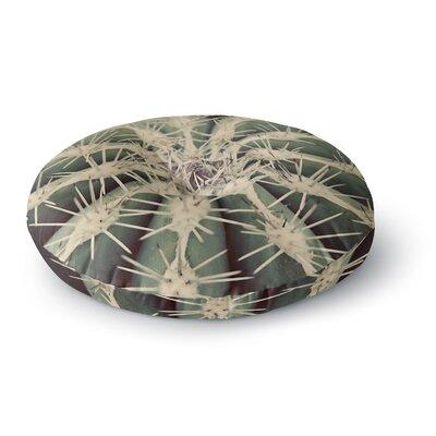 Angie Turner Cactus Plant Round Floor Pillow Size: 26 x 26