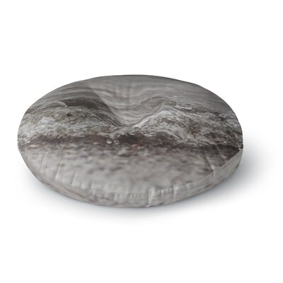 Angie Turner Beach Bubbles Round Floor Pillow Size: 26 x 26