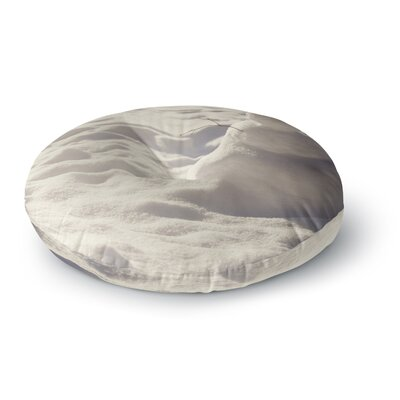 Angie Turner Snowman Nature Round Floor Pillow Size: 23 x 23