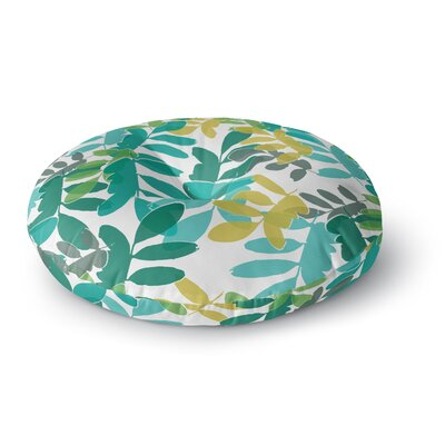 Bridgette Burton Charming Nature Round Floor Pillow Size: 23 x 23