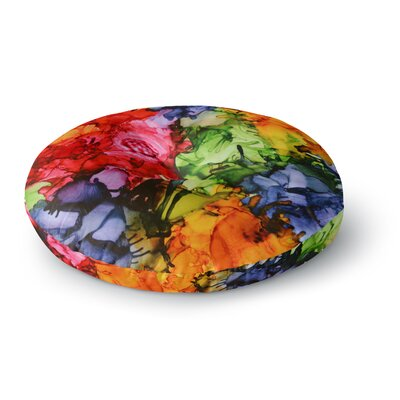 Claire Day Teachers Pet II Round Floor Pillow Size: 23 x 23