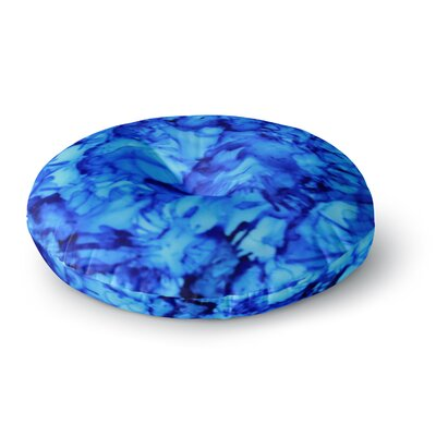 Claire Day Round Floor Pillow Size: 26 x 26