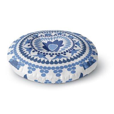 Carolyn Greifeld Bohemians Round Floor Pillow Size: 23 x 23