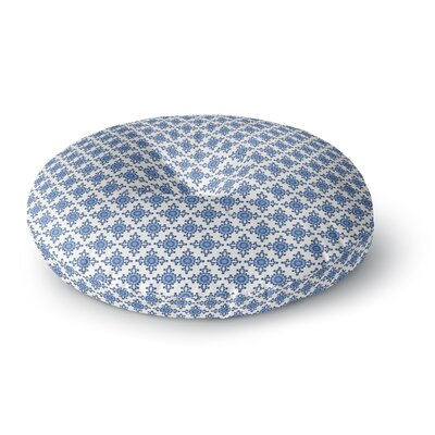 Carolyn Greifeld Bohemians III Round Floor Pillow Size: 26 x 26