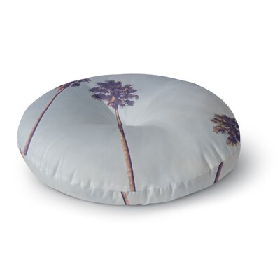 Catherine McDonald Sunshine and Warmth Round Floor Pillow Size: 26 x 26
