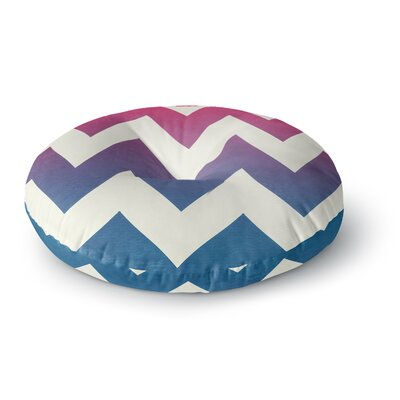 Catherine McDonald Malibu Round Floor Pillow Size: 23