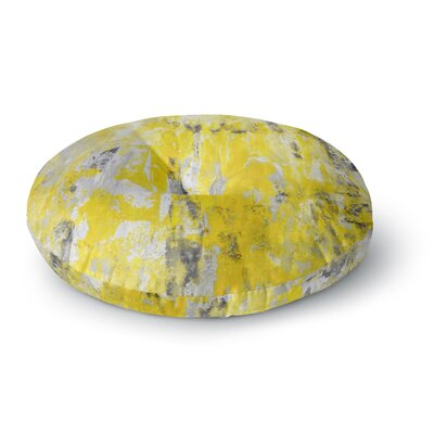 CarolLynn Tice Picking a Round Round Floor Pillow Size: 26 x 26