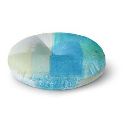 CarolLynn Tice Shallow Cools Round Floor Pillow Size: 26 x 26