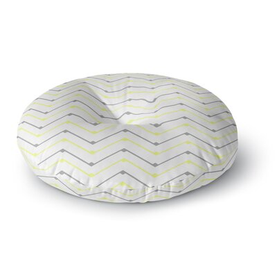 CarolLynn Tice Witty Round Floor Pillow Size: 26 x 26
