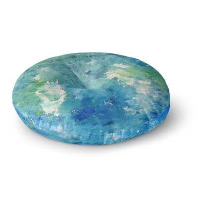 CarolLynn Tice Sporadically Round Floor Pillow Size: 26 x 26