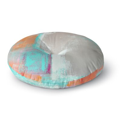 CarolLynn Tice Gifted Round Floor Pillow Size: 26 x 26