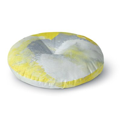 CarolLynn Tice Make a Mess Round Floor Pillow Size: 23 x 23