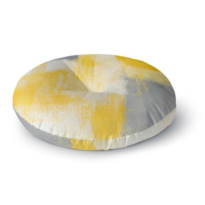 CarolLynn Tice Breakfast Round Floor Pillow Size: 26 x 26