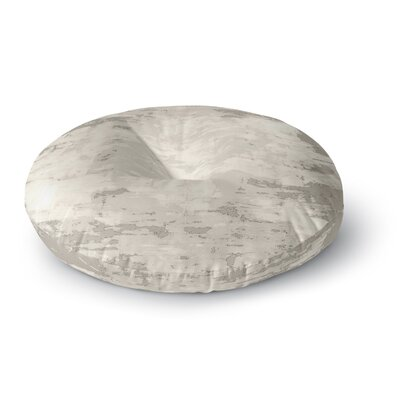CarolLynn Tice Secluded Round Floor Pillow Size: 26 x 26