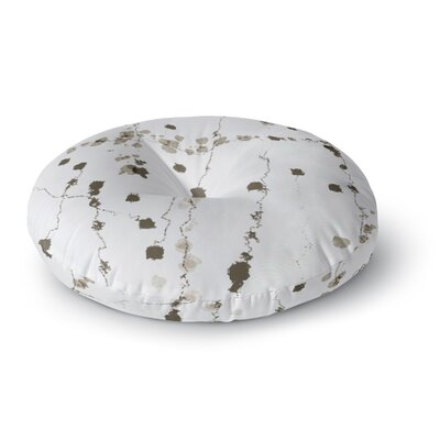 CarolLynn Tice Wonder Round Floor Pillow Size: 23 x 23