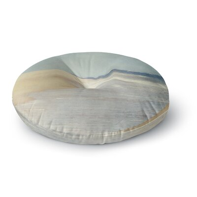 Chelsea Victoria The Cape Nature Round Floor Pillow Size: 26 x 26