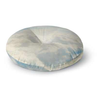 Chelsea Victoria Life Is But a Dream Nature Round Floor Pillow Size: 26 x 26