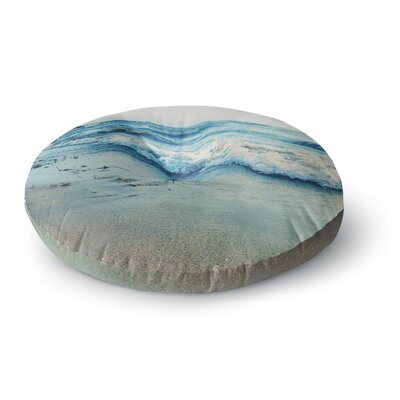 Chelsea Victoria Beyond the Sea Coastal Round Floor Pillow Size: 23 x 23