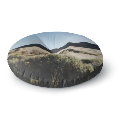 Chelsea Victoria The Way Photography Round Floor Pillow Size: 26 x 26