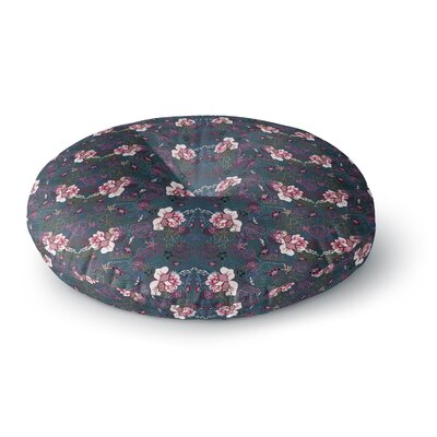 DLKG Design Cool Stitch Round Floor Pillow Size: 26 x 26