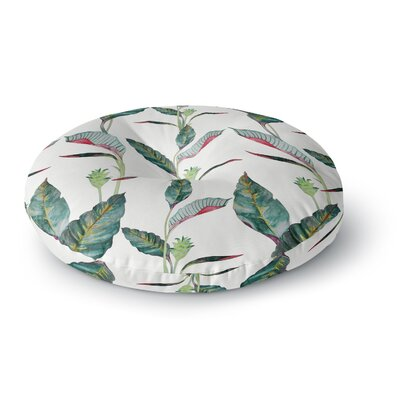 DLKG Design Ana Round Floor Pillow Size: 26 x 26