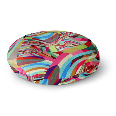 Danny Ivan Fun Round Floor Pillow Size: 23 x 23