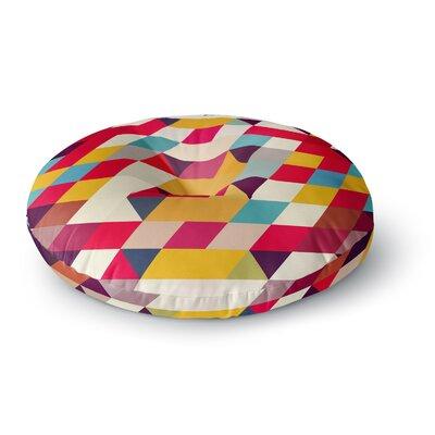 Danny Ivan Kyoto Round Floor Pillow Size: 26 x 26