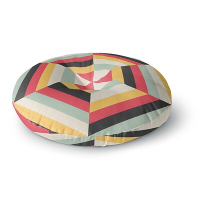Danny Ivan on Call Round Floor Pillow Size: 26