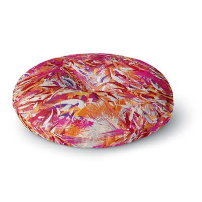Danny Ivan You Round Floor Pillow Size: 23 x 23