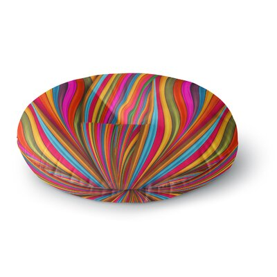 Danny Ivan Believer Round Floor Pillow Size: 23 x 23