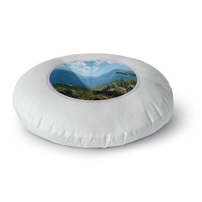 Deepti Munshaw Roam Relax Renew Round Floor Pillow Size: 26 x 26