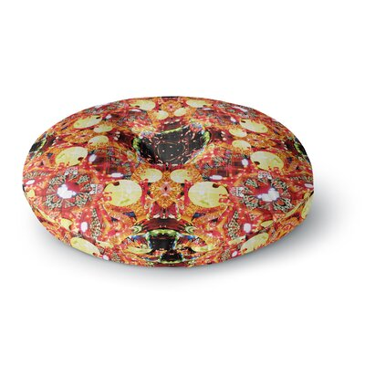 Danii Pollehn China Round Floor Pillow Size: 23 x 23