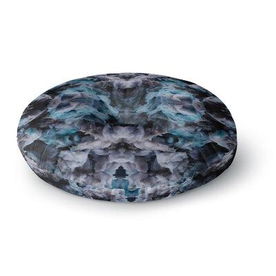 Akwaflorell Abyss Round Floor Pillow Size: 23 x 23