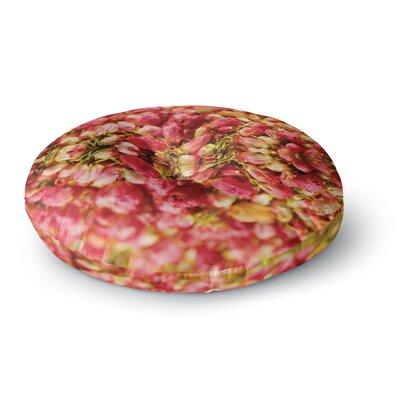 Akwaflorell Close to You Round Floor Pillow Size: 23 x 23