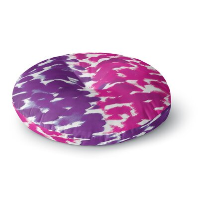 Emine Ortega Fleeting Round Floor Pillow Size: 26 x 26