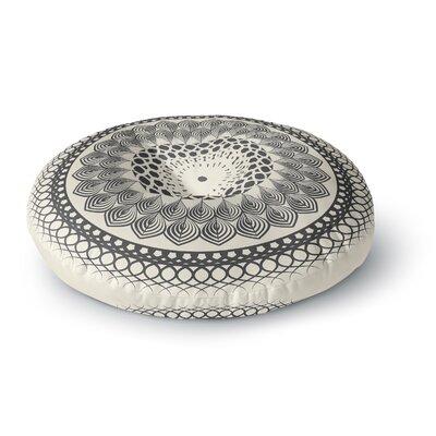 Famenxt Boho Mandala Geometric Round Floor Pillow Size: 26 x 26