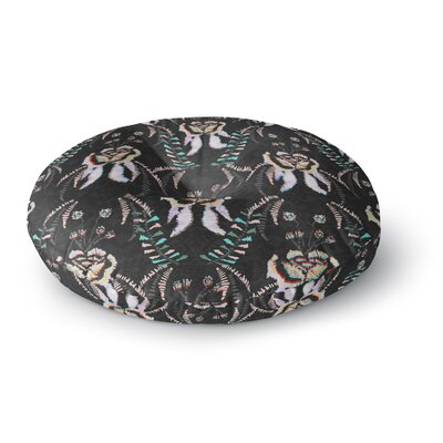 Fernanda Sternieri Luanda Tribal Round Floor Pillow Size: 23 x 23