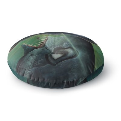 Graham Curran Jonah Round Floor Pillow Size: 26 x 26