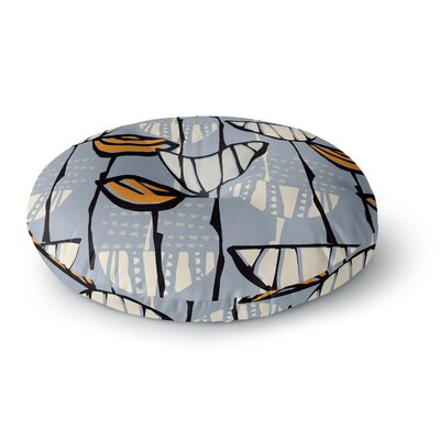 Gill Eggleston Eden Round Floor Pillow Size: 23 x 23