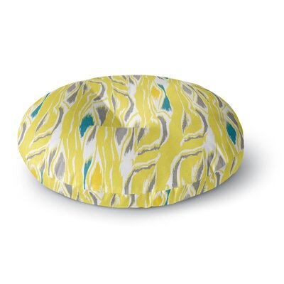 Gill Eggleston Barengo Sunshine Round Floor Pillow Size: 26 x 26